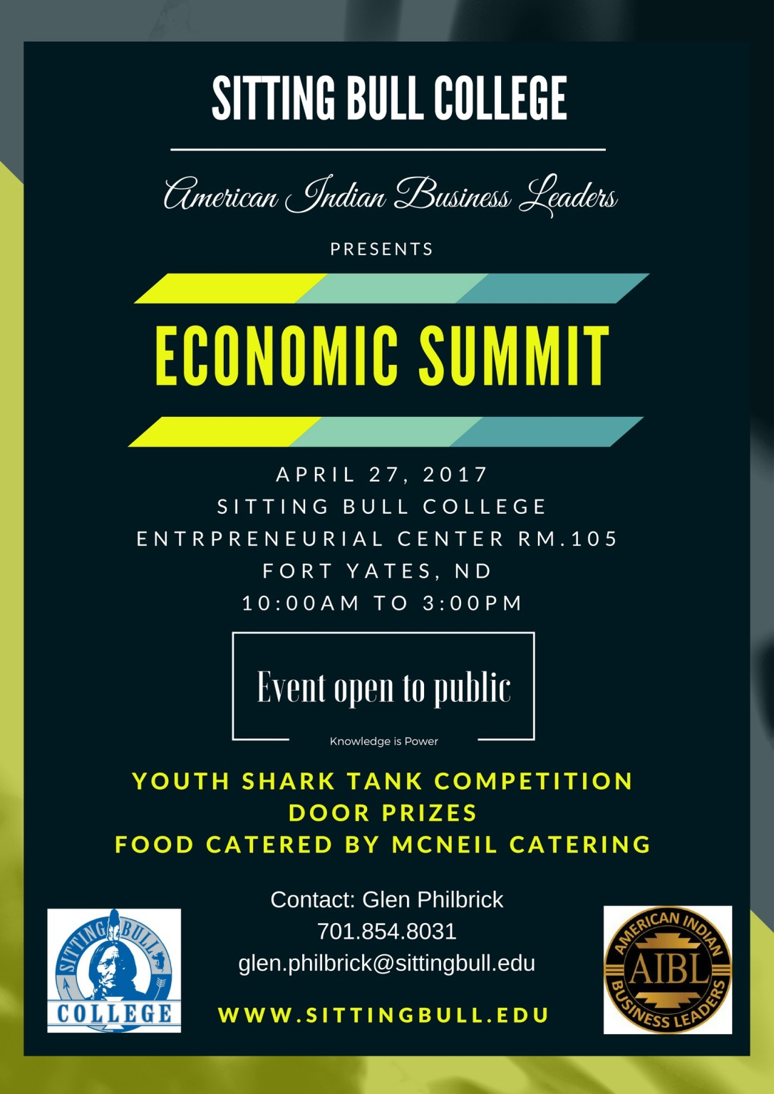 AIBL Economic Summit - April 27, 2017